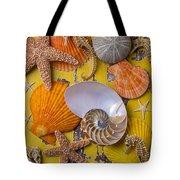 Wonderful Sea Life Tote Bag