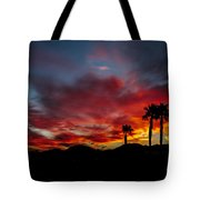 Wonderful  Sunrise Tote Bag