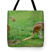 Wonderful Wallabies Tote Bag