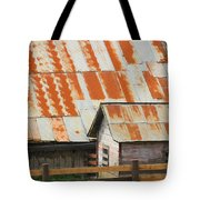 Wonderfully Weathered Tote Bag