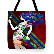 Wondering At The End Of The Rainbow Tote Bag