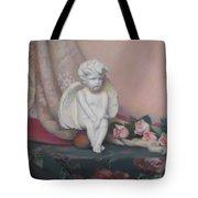 Wondering Cupid Tote Bag