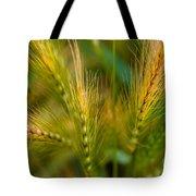 Wonderous Wild Wheat Tote Bag