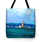 Wonders Of Istanbul Tote Bag