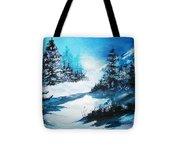 Wonders Of Winter Tote Bag