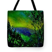 Wood 957 Tote Bag