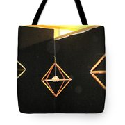 Wood And Rock In Motion I Tote Bag