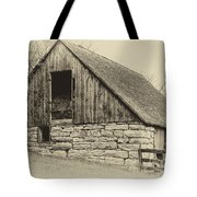 Wood And Stone Tote Bag