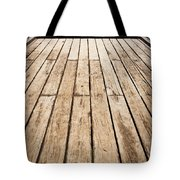 Wood And Water Tote Bag