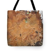 Wood Art Tote Bag