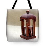 Wood Carving By George Wood Tote Bag