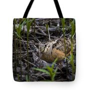 Wood Cock Tote Bag