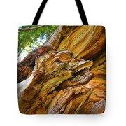 Wood Creature Tote Bag by John Malone
