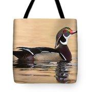 Wood Duck I Tote Bag