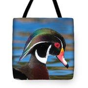 Wood Duck IIi Tote Bag