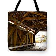 Wood Fame Bridge Tote Bag