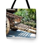 Wood Hand Cart II Tote Bag