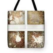 Wood Tote Bag by Les Cunliffe