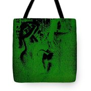 Wood Nymphs In Green Night Sight Tote Bag