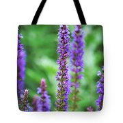 Wood Sage Tote Bag