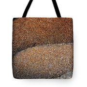 Wood Shavings Tote Bag