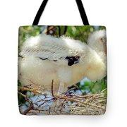 Wood Stork Mycteria Americana Tote Bag