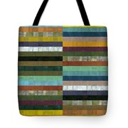 Wooden Abstract Lx Tote Bag
