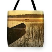 Wooden Boat Tote Bag by Veikko Suikkanen