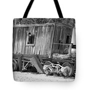 Wooden Caboose Tote Bag