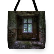 Wooden Chair Room Tote Bag