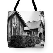 Wooden Country Church 2 Tote Bag