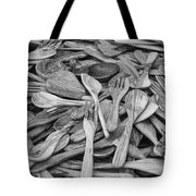 Wooden Flatware Tote Bag