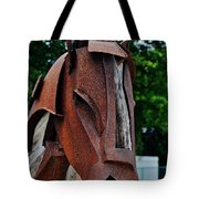 Wooden Horse13 Tote Bag