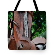 Wooden Horse15 Tote Bag