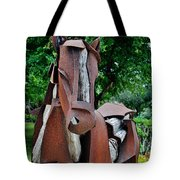Wooden Horse16 Tote Bag