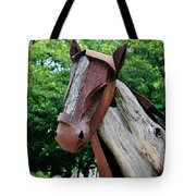 Wooden Horse20 Tote Bag