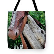 Wooden Horse21 Tote Bag