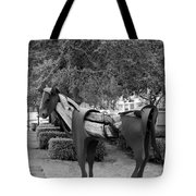 Wooden Horse6 Tote Bag