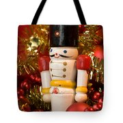 Wooden Soldier Tote Bag