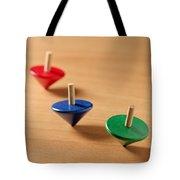 Wooden Tops Tote Bag