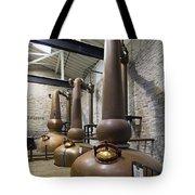 Woodford Reserve Copper Spirit Stills - D008775a Tote Bag