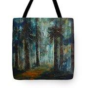 Woodland At Wilsonia 02 Tote Bag