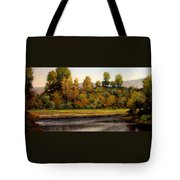 Woodland Bottoms #15 Tote Bag
