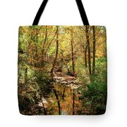 Woodland Brook  Tote Bag