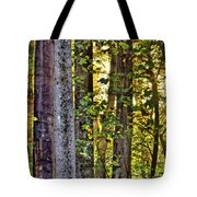Woodland Morning Tote Bag