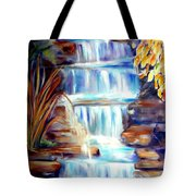 Woodland Oasis Tote Bag