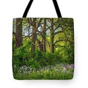 Woodland Phlox 2 Tote Bag