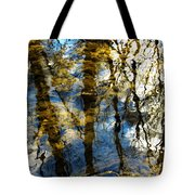 Woodland Reflections Tote Bag by Shawna Rowe