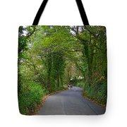 Woodland Road Tote Bag