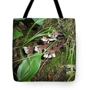 Woodland Secret Garden Tote Bag